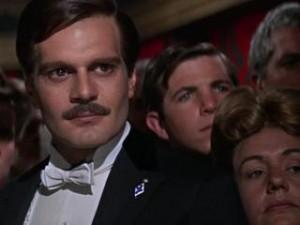Omar Sharif as Yuri Zhivago
