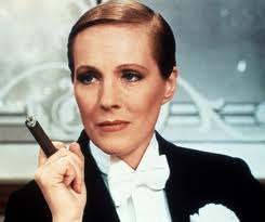 Julie Andrews as Victor in Victor/Victoria