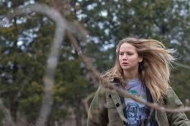 """Jennifer Lawrence in Debra Granik's """"Winter's Bone."""""""