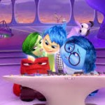 In Inside Out, Disgust, Joy and Sadness fight for control of the emotions of an 11-year-old.