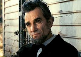 Daniel Day-Lewis, presumptive Oscar winner, as Abraham Lincoln.