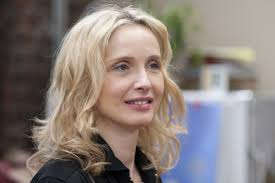 "Oscar nominee Julie Delpy, cited for the screenplay of ""Before Midnight"""