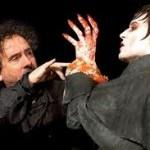 Tim Burton and alter ego Johnny Depp