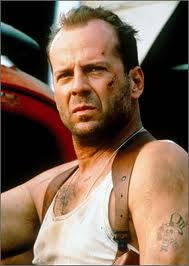 Bruce Willis, urban cowboy