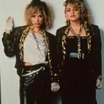 Rosanna and Madonna