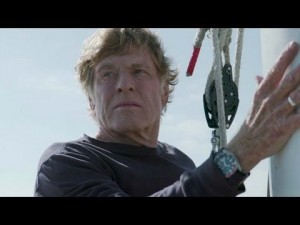 "Robert Redford in J.C. Chandor's ""All is Lost"""