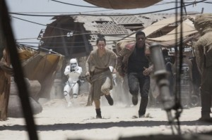 Updating through diversity: The Force Awakens