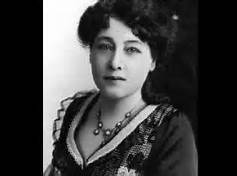 Alice Guy, a/ka/ Mme. Blache
